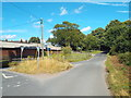 TQ3860 : Road junction at Fickleshole, near New Addington by Malc McDonald