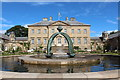 NS5420 : Mahfouz Fountain at Dumfries House : Week 34