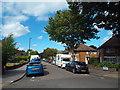 TQ3666 : Cheston Avenue, Shirley by Malc McDonald