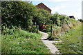 SE3005 : Path leading to Hawks Cliffe View, Dodworth by Ian S