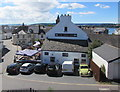 Viewed from Lympstone Village railway station. http://www.geograph.org.uk/photo/5091296 to another view.