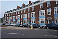 SY6878 : Devonshire Buildings, Weymouth by Ian S