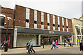 SK9771 : Old BHS store, Lincoln by Julian P Guffogg