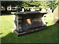 SJ5053 : Grave near to church building by Garry Lavender-Rimmer