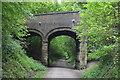 TQ3738 : Imberhorne Lane Bridge by N Chadwick