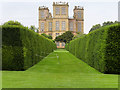 SK4663 : Hardwick Hall and Garden by David Dixon