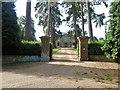 TF9636 : Godfey's Hall by Michael Dibb