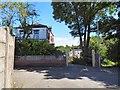 SJ9594 : Ewen Villa by Gerald England