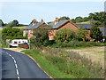 SZ5186 : Pyle Cottages by Robin Webster