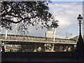 TQ3080 : Hungerford Bridge by David Howard