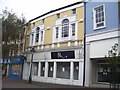 SN4120 : Carmarthen - closed BHS Store by welshbabe