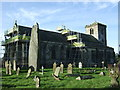 TA0967 : Repairs to All Saints Church, Rudston 2016 #2 by JThomas