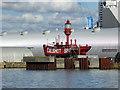 SU4210 : Calshot Spit lightship : Week 40