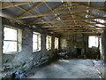 H4782 : Interior, Castleroddy School (1) by Kenneth  Allen