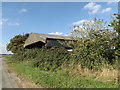 TM1289 : Barn off Black Barn Road by Adrian Cable