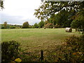 TQ4260 : Countryside seen from the grounds of Down House by Marathon