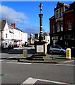 SH5800 : Boer War Memorial, Tywyn by Jaggery