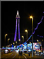 SD3035 : Blackpool illuminations : Week 44