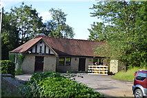 TQ3226 : Naldred Farm by N Chadwick