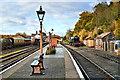 SO7975 : Bewdley station : Week 45