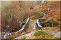 NN8871 : Ach-mhairc Bridge, Glen Tilt by Jim Barton