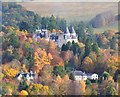 NN9457 : Atholl Palace Hotel, Pitlochry by Jim Barton