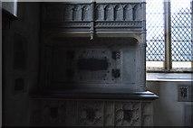 TQ5243 : Sidney Chapel, Church of St John the Baptist by N Chadwick