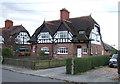 SJ6863 : School Cottages, Wimboldsley by JThomas