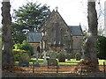 SJ6859 : St Peter's Church, Bradfield Green by JThomas
