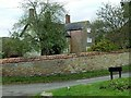 SK7623 : Nether Hall Farmhouse, Scalford by Alan Murray-Rust