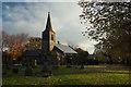 SE2445 : St Wilfrid's Church, Pool in Wharfedale : Week 47