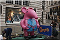 TQ2980 : View of a Clanger in the Hamley's Toy Parade on the corner of Regent and Vigo Streets : Week 47
