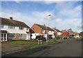 SP8412 : Welbeck Avenue, Aylesbury by Des Blenkinsopp