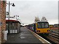 SE3320 : Kirkgate station, platform 3 by Stephen Craven