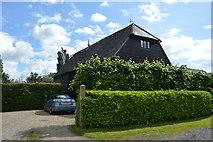 TQ4944 : Barn, Hoath Hill Farm by N Chadwick