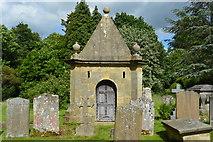 TQ5045 : Mausoleum, Chiddingstone by N Chadwick