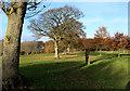 SE1935 : Leeds Country Way crossing Calverley Golf Course by Chris Heaton