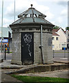 TG2209 : Urinal, St Crispin's Road, Norwich by Stephen Richards