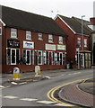 SO9669 : The Cut Throat Club, Bromsgrove by Jaggery