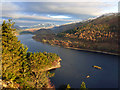 NY3115 : Thirlmere Reservoir from Rough Crag by Walter Baxter
