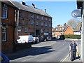 SU3988 : Wessex Flour Mill, Wantage by Alex Passmore