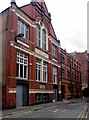 SJ8398 : Wood Street Mission, Manchester by Jaggery