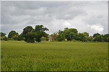 TQ5247 : Wickhurst Farm Oast by N Chadwick