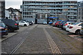 SX4854 : Quay, Sutton Harbour by N Chadwick