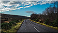 NC6305 : A839 in Upper Strath Fleet : Week 50