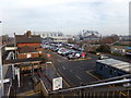 TM1279 : Diss Station (G Anglia) NCP Car Park by Adrian Cable