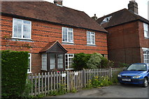 TQ5247 : Cottage in Charcott by N Chadwick