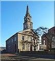 NS3975 : Dumbarton Riverside Parish Church by Lairich Rig