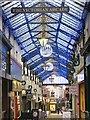 SE3406 : The Victorian Arcade, Barnsley : Week 50