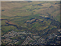 Dist:0.5km<br/>Kilsyth Lennox Golf Club and the Beltmoss quarries can also be seen.